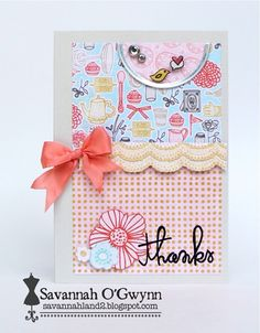 card by SPARKS DT Savannah--using Chit Chat, Simply Said, and Teen Routine stamp sets  Paper Smooches SPARKS: July 23- August 5 Picture Perfect challenge