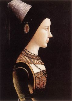 Mary of Burgundy (1457–1482) aka Mary the Rich, wife of Maximilian I, Holy Roman Emperor. She ruled the Burgundian territories in the Low Countries & was suo jure Duchess of Burgundy. The only child of Charles the Bold, Duke of Burgundy & Isabella of Bourbon, she was the heiress to the vast, & vastly wealthy, Burgundian domains in France & Low Countries.