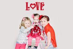 Valentine's Day Mini Sessions» Blog
