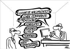 Clase dominante Viñeta: Forges - 2014-11-07 | Opinión | EL PAÍS