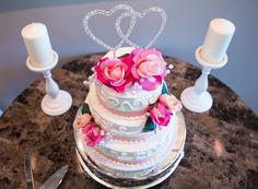Photography & Graphic Design | Wedding Cake | Milwaukee, WI |  Wedding Photography