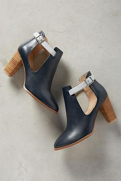 Candela Colorblock Shooties - anthropologie.com