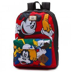 Vans Disney Old Skool II Backpack Mickey   Friends Vans Mickey 9df1e073557