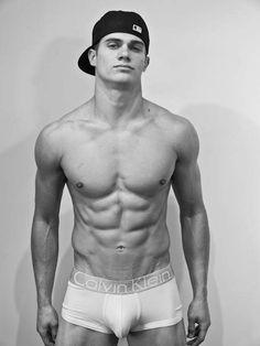 Calvin Klein has some NICE underwear ads lol