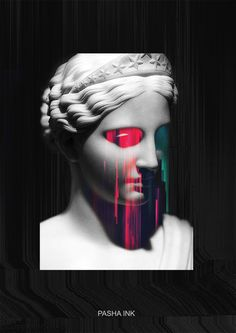 America Glitchsculpture on Behance