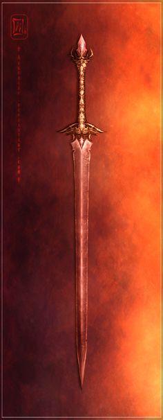 Relic Concept - V by *Aikurisu on deviantART