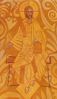 Álbum - Google+ Catholic Art, Religious Art, Pictures Of Jesus Christ, Sacred Art, Christian Art, Art And Architecture, Mythology, Christianity, Art Drawings