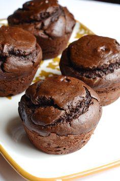 Chocolate Cashew Muffins