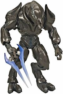 Halo Reach McFarlane Toys Series 3 Action Figure Elite Special Ops COLLECTOR'S CHOICE!