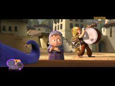 EL HOMBRE ORQUESTA - Cortometraje de Pixar que remarca la importancia de trabajar en equipo, olvidando las rivalidades, que llevadas al extremo pueden resultar dañinas para los demás.