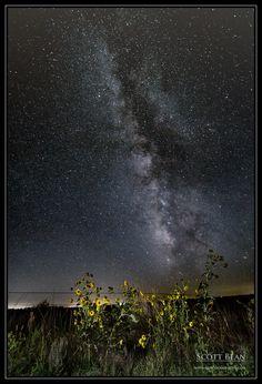 Dark Kansas Skies – Photographing the Milky Way