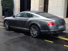 Bentley GT Speed (Color: Granite)