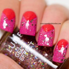 Guest post at Eleven.se - http://www.mynailpolishonline.com/2016/06/nail-art-2/guest-post-at-eleven-se-57/