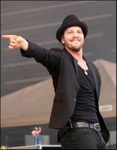 No one is Sweeter than Gavin DeGraw.