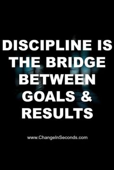 Weight Loss Motivation Discipline is the bridge between goals and results! Weight Loss Motivation Discipline is the bridge between goals and results! Motivacional Quotes, Loss Quotes, Life Quotes Love, Great Quotes, Quotes To Live By, Inspirational Quotes, Gewichtsverlust Motivation, Weight Loss Motivation, Motivation Pictures