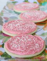 Cut Out Sugar Cookies aren't just for Christmas!