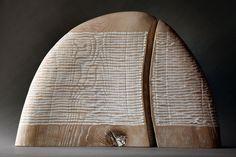 Sculptures en bois pour la décoration et les architectes d'intérieur, pièces uniques   Sculpture contemporaine