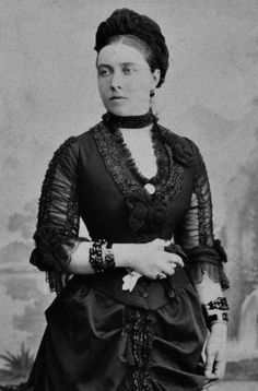 Victoria, Princess Royal (1880s) - Eldest daughter of Queen Victoria and Crown Princess Frederick of Prussia