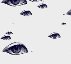 Eye Eye fabric by hollycejeffriess on Spoonflower - custom fabric