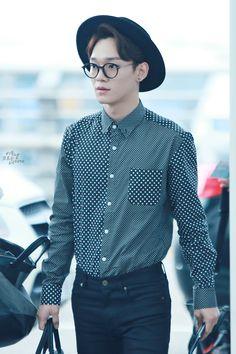 Chen | 140829 Incheon Airport departing for Guangzhou