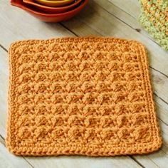It's amazing what a rich and complex design can be achieve with only two basic crochet stitches. If you know how to work a single crochet and a double crochet, you're all set!