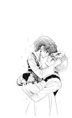 If Hak didn't exist, I would totally ship these two...