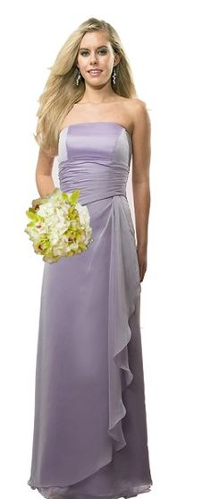 lavender bridesmaids dresses... same style as my theme, but in this color!