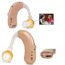 US $208.06 5Pcs/Lot Hearing Aid Rechargeable Ear Aid Aids C-109 Sound Voice Amplifier Adjustment for Elderly Hear Clear aparelho auditivo. Aliexpress product