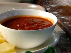 Marinara Sauce : Having a go-to marinara sauce in your collection is vital. If you're still in need, Giada's version comes together the classic way, brimming with tomatoes, garlic and fresh herbs.