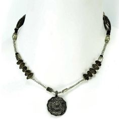 Gypsy Relic Necklace by Dekko #india