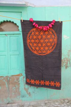 This amazing boho flower of life towels are available from our shop , 100% Cotton , Plush