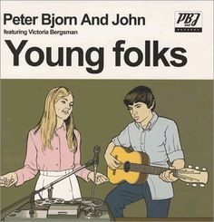 Time Machine Video of the Week Peter, Bjorn & John - Young Folks Young Folks was the first single from Peter Bjorn and John's third album, Writer's Block, which was released in The single. Music Film, Indie Music, My Music, Iggy Pop, Rock Songs, Rock Music, M83, Folk Rock, Rock And Roll Fantasy