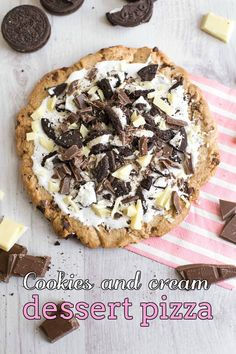 Cookies and cream de