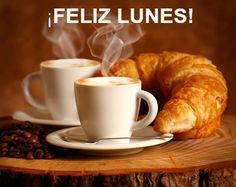 Lunes feliz con un buen café...:)