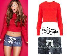 ariana grande cosmopolitan magazine outfit   Ariana Grande: Cosmopolitan Magazine Outfits   Steal Her Style