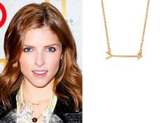 "Trending in Hollywood: These 7 Pieces of Jewelry | STELLA & DOT ""ON THE MARK"" NECKLACE 