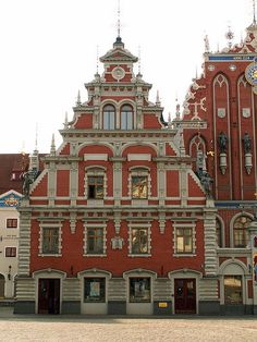 Rātslaukums (Riga, Latvia): I assume this means city hall