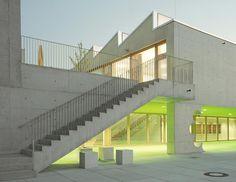 Architekturpreis Beton 2014 für Grundschule am Arnulfpark, München