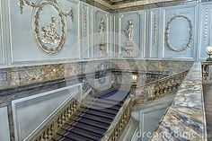Staircase Marble Palace _BM