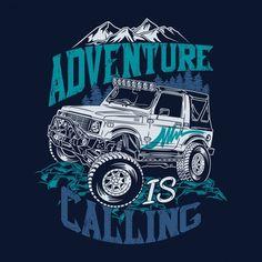 Adventure 4x4, Adventure Quotes, Big Monster Trucks, Retro Pop, Car Drawings, Jeep Life, Land Cruiser, Cartoon Art, First World