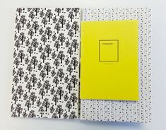 A larger tip-in section, specialist Japanese binding (Graphic Design Inspiration – Visual Identity)