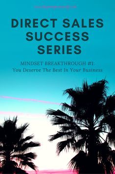 You deserve the best in your business, but maybe you don't believe you do yet. You need to increase your deserve level! Direct sales success tips series. Success Factors, Success Mindset, Pyramid Of Success, Success Magazine, Direct Sales Tips, Tips & Tricks, Sales And Marketing, You Deserve, Business Tips