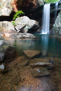 ✯ Eagle Falls - Kentucky