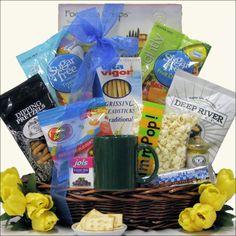 Mini sugar free gift basket sugar free gift baskets boxes sugar free gourmet gift basket negle Gallery