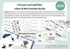 Materials for Childbirth, Baby Feeding and Early Parenting Education. Antenatal Classes, Birth Partner, Expecting Mom Gifts, Pregnancy Quotes, Childbirth Education, Birth Photography, Midwifery, Teaching Activities, Newborn Care