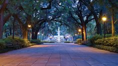 Savannah, GA - There's something intriguing about America's historic cities, filled with folklore and unanswered mysteries. Plan a spooky adventure to one of these most haunted cities in the country.