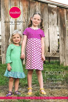 Penny dress and top from Modkid