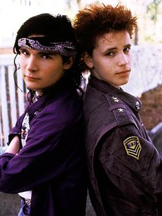 Corey Feldman and Corey Haim  The actors and BFFs -- known as The Two Coreys -- appeared in a number of '80s films together, including The Lost Boys, License to Drive and Dream a Little Dream. The two reunited in 2007 for an A reality show; it lasted just two seasons.