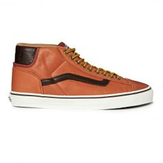 Vans Mid Skool 77 Ca VLYMA43 Sneakers — Skate Shoes at CrookedTongues.com