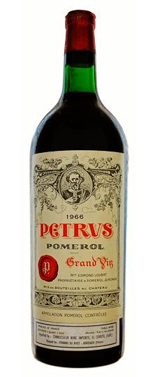 Otro de los vinos más caros que se han subastado